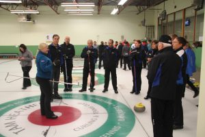 Adult Learn to Curl Workshop - Sturgeon Falls Curling Club @ Sturgeon Falls Curling Club | West Nipissing | Ontario | Canada